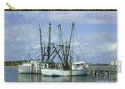 Docked In Port Orange Carry-all Pouch
