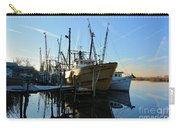 Docks At Darien  Carry-all Pouch