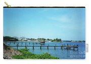 Docks On The Intracoastal Carry-all Pouch