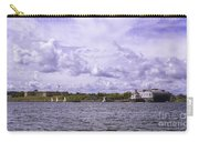 Dockside At Fort Trumbull Carry-all Pouch