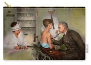 Doctor - At The Pediatricians Office 1925 Carry-all Pouch
