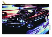 Dodge Challenger Rt 1970 Carry-all Pouch