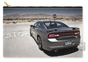 Dodge Charger Srt8 Carry-all Pouch