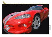 Dodge Viper Gts Carry-all Pouch