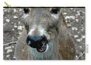 Doe Eyed Deer Talk Carry-all Pouch