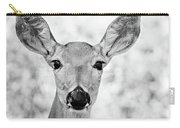Doe Eyes - Bw Carry-all Pouch