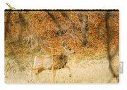 Doe High Stepping On Bald Mountain Carry-all Pouch