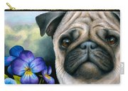 Dog #133 Carry-all Pouch