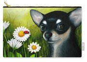 Dog 79 Chihuahua Carry-all Pouch