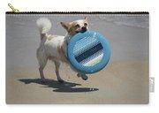 Dog Beach Bliss Carry-all Pouch