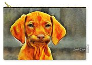 Dog Friend Carry-all Pouch