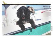 Dog Happy Birthday Card Carry-all Pouch