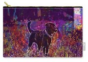Dog Labrador Animal Canidae Canine  Carry-all Pouch