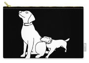 Dog Love Tee Carry-all Pouch
