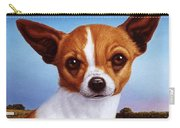 Dog-nature 3 Carry-all Pouch by James W Johnson