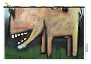 Dog Poster Carry-all Pouch