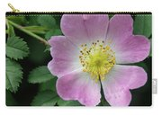 Dog Rose Carry-all Pouch