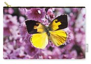Dogface Butterfly In Plum Tree Carry-all Pouch