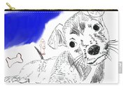 Doggie Dreams Carry-all Pouch