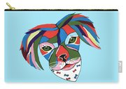 Doggie Dreams - Cute Animals Carry-all Pouch