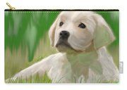 Doggie Seems Sad Carry-all Pouch