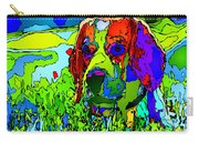 Dogs Can See In Color Carry-all Pouch