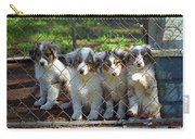 Dogs. Let Us Out #2 Carry-all Pouch