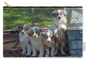 Dogs. Let Us Out #3 Carry-all Pouch
