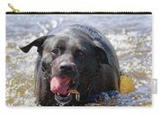 Dogs Sticks And Ponds Carry-all Pouch