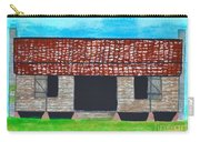 Dogtrot Cracker Home  Carry-all Pouch