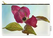 Dogwood Ballet 2 Carry-all Pouch