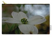 Dogwood Blossom Carry-all Pouch
