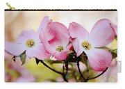 Dogwood Dance Carry-all Pouch
