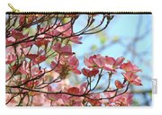 Dogwood Flowering Trees Pink Dogwood Flowers Baslee Troutman Carry-all Pouch