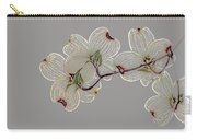 Dogwood Flowers 3 Carry-all Pouch