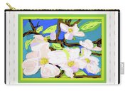 Dogwood In Bloom Carry-all Pouch