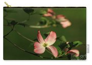 Dogwood In Pink Carry-all Pouch