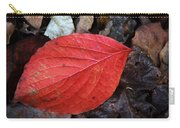 Dogwood Leaf Carry-all Pouch