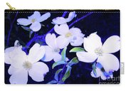 Dogwood Night Blooms Carry-all Pouch