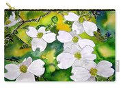 Dogwood Tree Flowers Carry-all Pouch