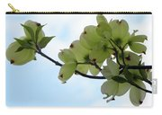 Dogwoods Facing The Sky Carry-all Pouch