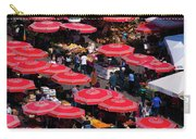 Dolac Market Umbrellas Carry-all Pouch