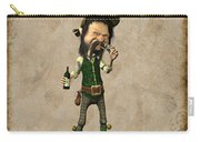 Doldhor - Leprechaun Painting  Carry-all Pouch