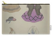 Doll And Wardrobe Carry-all Pouch