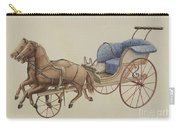 Doll Carriage Carry-all Pouch