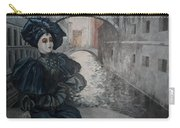 Doll In Venice Carry-all Pouch