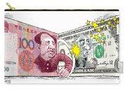 Dollar Vs Yen Carry-all Pouch