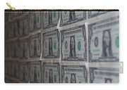Dollars Carry-all Pouch