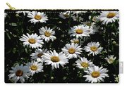 Dollop Of Daises Carry-all Pouch
