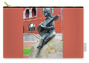 Dolly Pardon Statue 1 Carry-all Pouch
